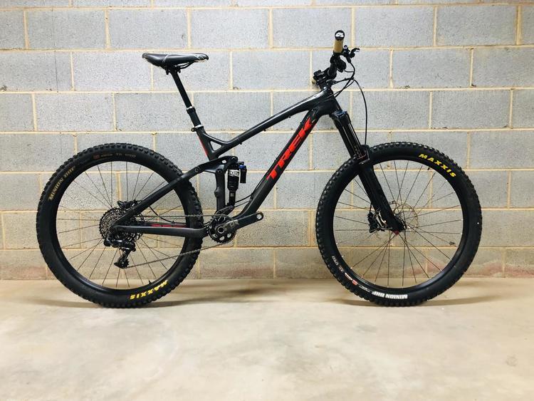 0948f821db3 Trek 2016 Slash 9.9 Full Carbon   Bikes Complete Bikes   SidelineSwap