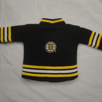 0bfd498435d BOSTON BRUINS THE BLACK DOG JERSEY TOQUE Hat NEW - SOLD