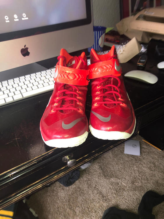 Nike Good Condition Basketball Footwear Sidelineswap