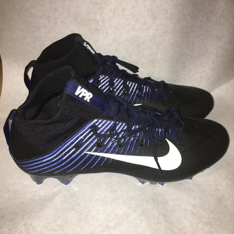 933541ee Nike Vapor Untouchable 2 PF sz 11.5 Indianapolis Colts 835646 014 Black Blue