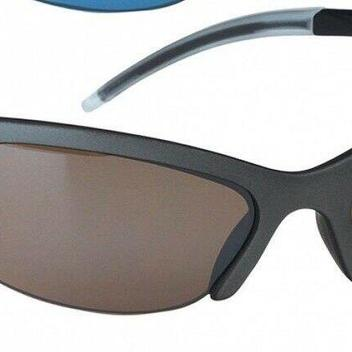 1429747b3e1 Easton Jr. Ultra Lite Z-Bladz Youth Basball Sunglasses - Gray Frame Brown  Lens