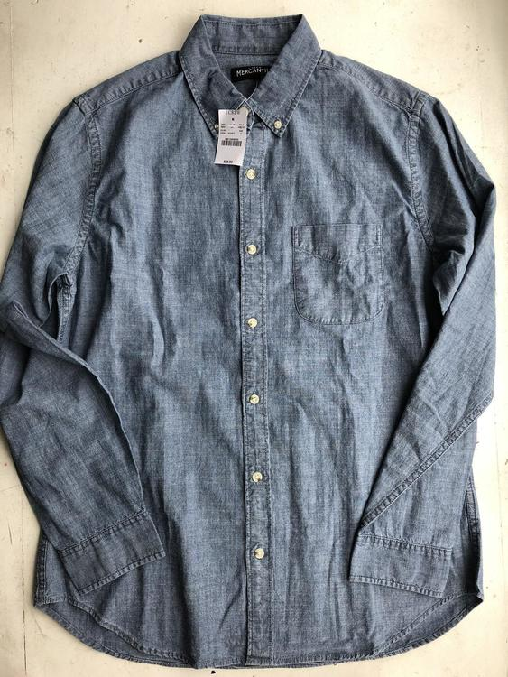 good service buy check out New J Crew Men's Long Sleeve Button Down Shirt. Size Medium ...