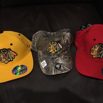 1e117fd56af Chicago Blackhawks NHL Hockey Hat By Zephyr Size M L · SteelPenguin53 ·  59