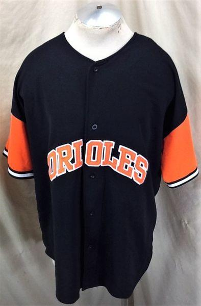 96824a76839 Vintage 90 s Starter Baltimore Orioles (2XL) Retro MLB Baseball Button Up  Jersey. Related Items