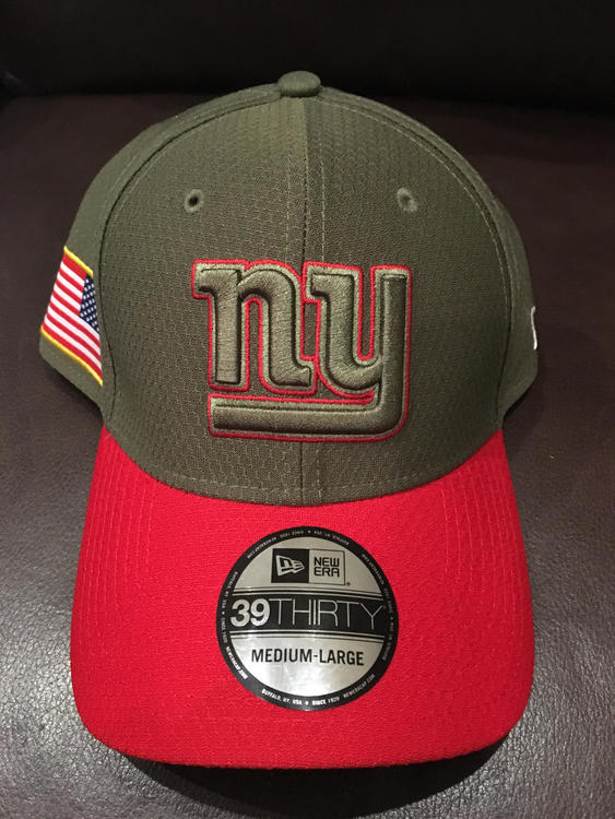 New York Giants NFL Camo Military Appreciation Football Hat 4ca83dc1d16