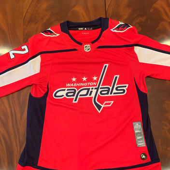 pretty nice de3bd 68b8a Adidas ALEXANDER OVECHKIN #8 Washington Capitals Replica ...