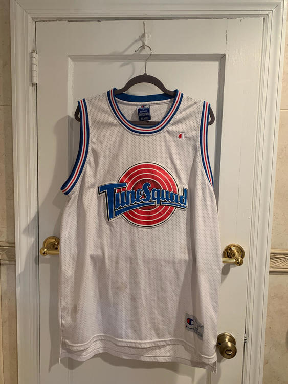 online retailer 383d0 87f59 Champion Michael Jordan Tune Squad Jersey