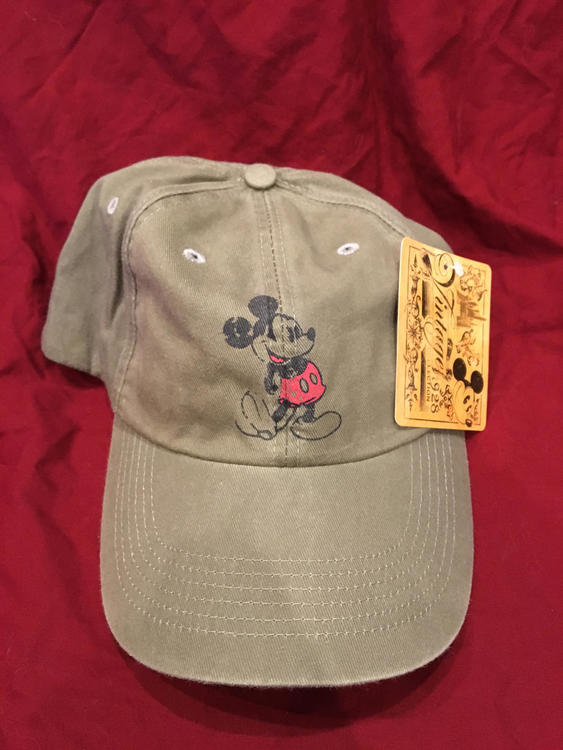 920e2251de1bf Disney Parks Exclusive Mickey Mouse Hat From Walt Disney World - NEW.  Related Items