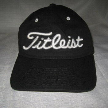 Titleist Golf New Era Baseball Hat black men s adjustable - NEW LISTING 03f4acd5a74