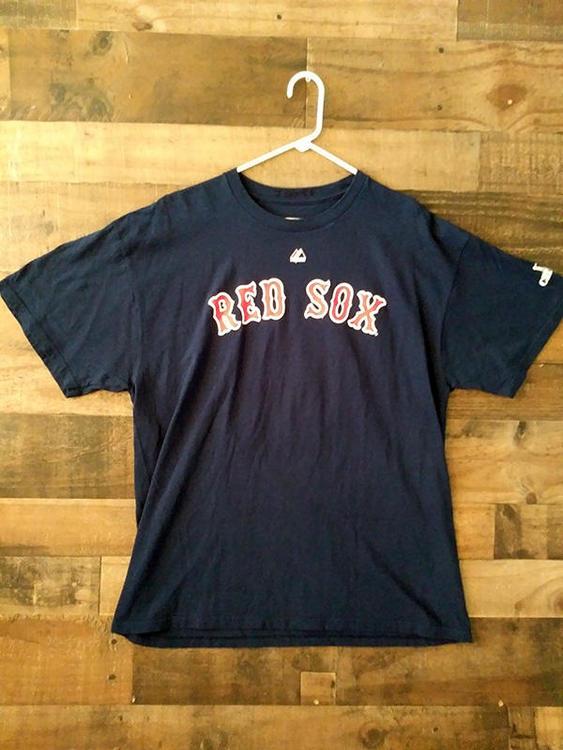 6055848b 2013 Majestic MLB Baseball BOSTON RED SOX #5 Jonny Gomes World Series  Champions Player Shirt