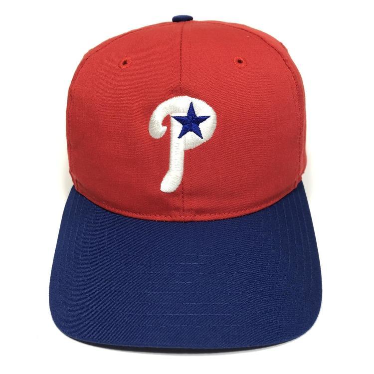 Vintage Philadelphia Phillies Snapback Hat - NEW LISTING 4cb9b315651