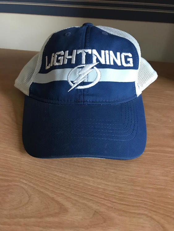Tampa Bay Lightning Hat - NEW LISTING 92d31803a41