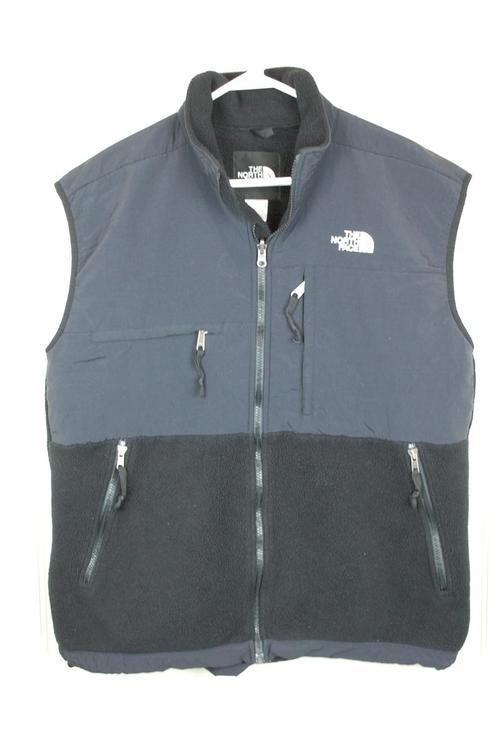 86f75a023 The North Face Denali Black Fleece Vest Coat Men's Size: L