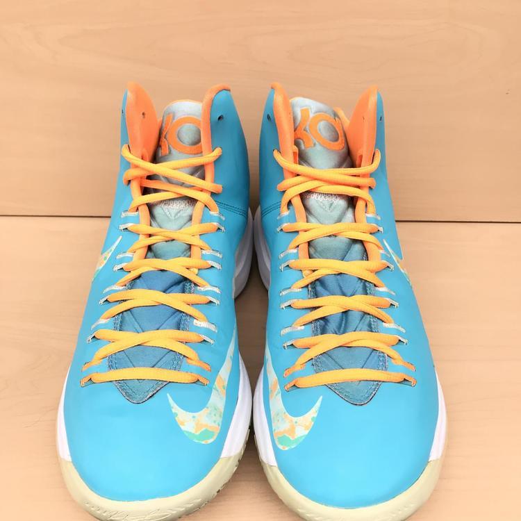86b3878d06e Nike KD 5  EASTER  SIZE 9