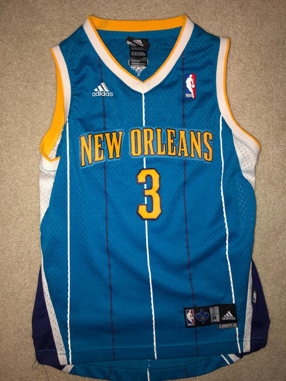 pretty nice 8199f b6453 Chris Paul Hornets Jersey