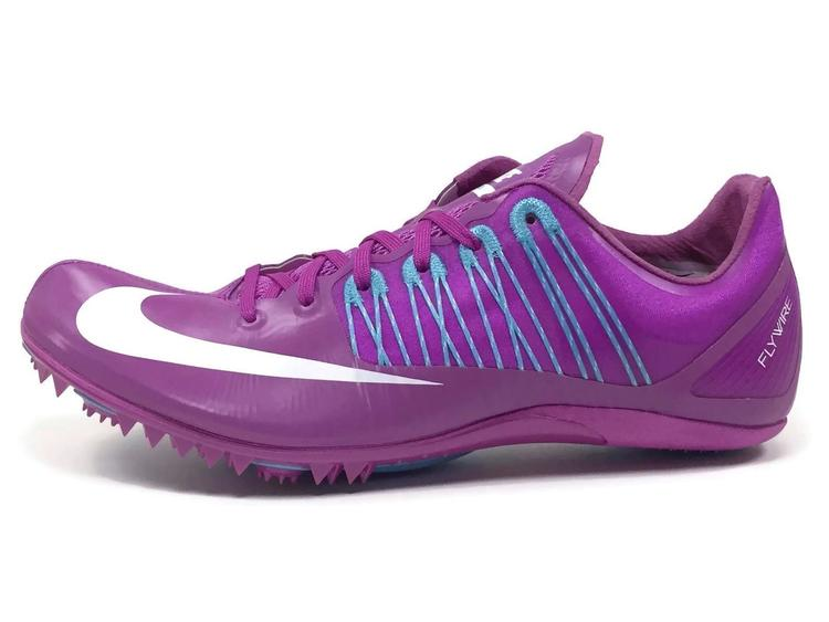 quality design 38071 a0255 Nike New Mens Zoom Celar 5 Sprint Racing Track Spikes sz 12 Violet Blue  White 629226-514   Other Running   SidelineSwap