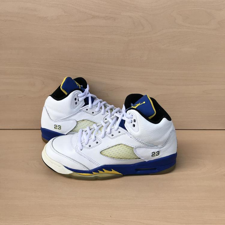 sneakers for cheap c336b 3079c AIR JORDAN 5 RETRO  LANEY  2000 SIZE 6. Related Items