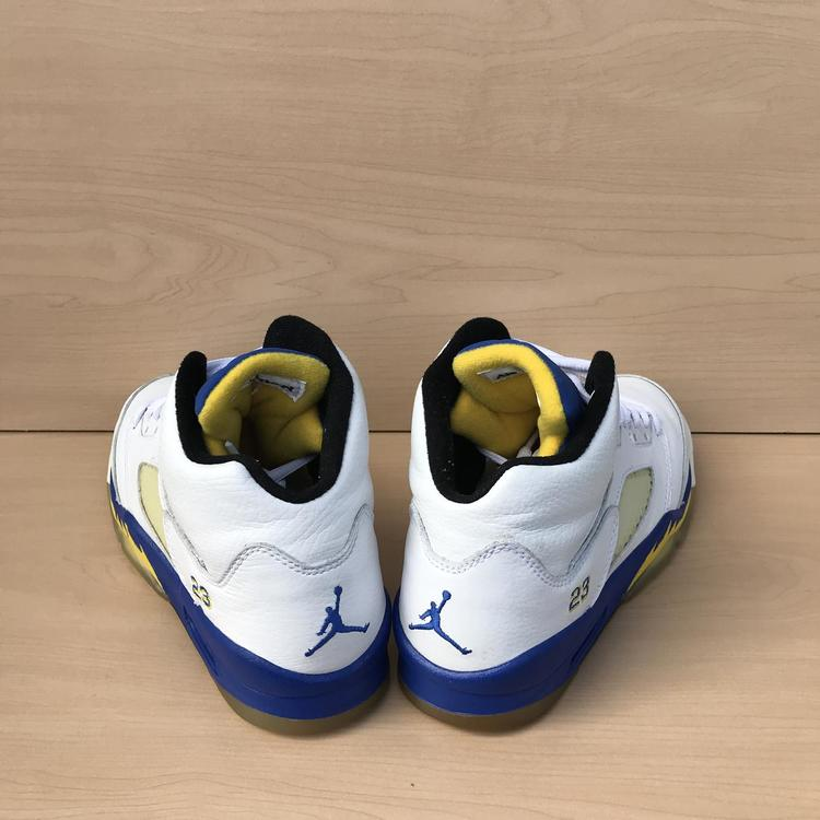 meet 5f135 30823 Air Jordan 5 RETRO  LANEY  2000 SIZE 6   Basketball Footwear   SidelineSwap