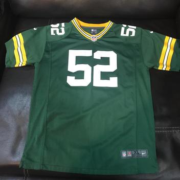 official photos 3653a 2ca81 Green Bay Packers-Clay Matthews Jersey