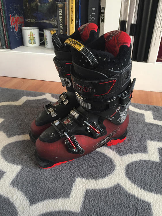 f5c4ab122cbc Like New Salomon Quest Access 80 Ski Boots. Related Items