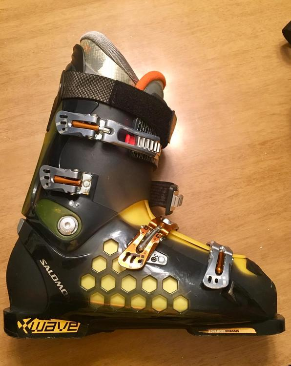 Salomon X Wave 9.0 (30.5 sz) with Scott backpack | SOLD