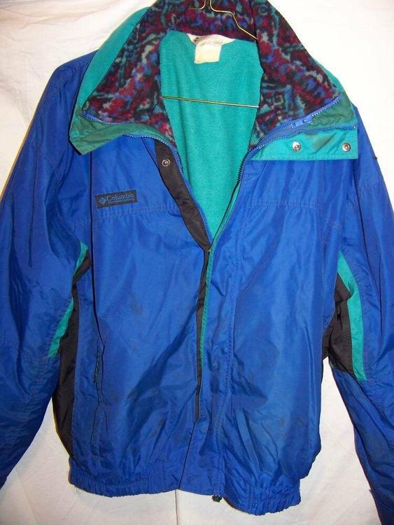 b9bff07952b Columbia Bugaboo 3-in-1 Interchange Ski Jacket, Men's Large, Fleece ...