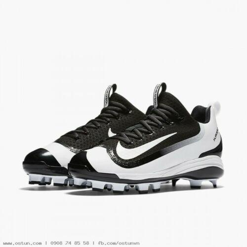 new concept 9ac84 c268b Nike Air Huarache 2KFilth Elite MCS Low Baseball Cleat 819336 010 Black  White. Related Items