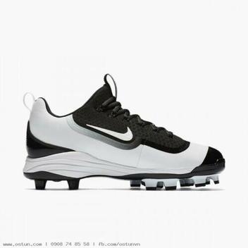 quality design 1cfd5 029f7 Nike Air Huarache 2KFilth Elite MCS Low Baseball Cleat 819336 010 Black  White