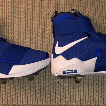 Lebron Soldier 10 Cleats | Baseball