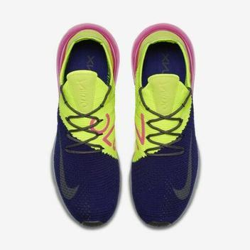303d523dbdbc Nike Air Max 270 Flyknit sz 13 Regency Purple Volt Pink AO1023 501. Related  Items
