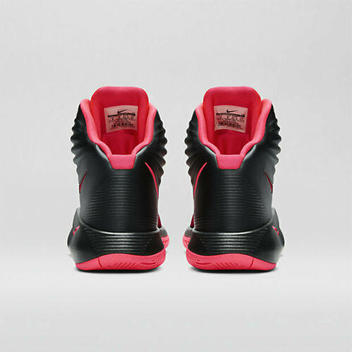 9cbf30f393a3 Nike Zoom Hyperfuse 2014 sz 11.5 Black Red Bred 684591 066 Air HyperDunk.  Related Items
