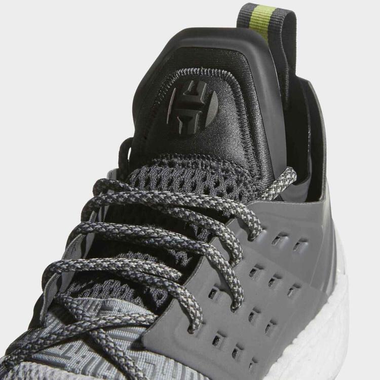 e3b6c354a9e 2 Concrete Grey Black James Men Basketball Shoes AH2122 Basketball Shoes  adidas Harden Vol