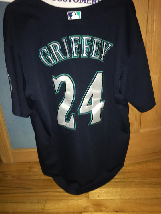 new styles 16c1d 524bf Ken Griffey Jr Seattle Jersey