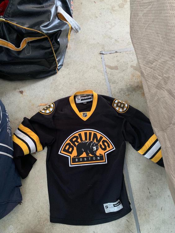 best website 51f9f 73a5c Boston Bruins Alternate Jersey