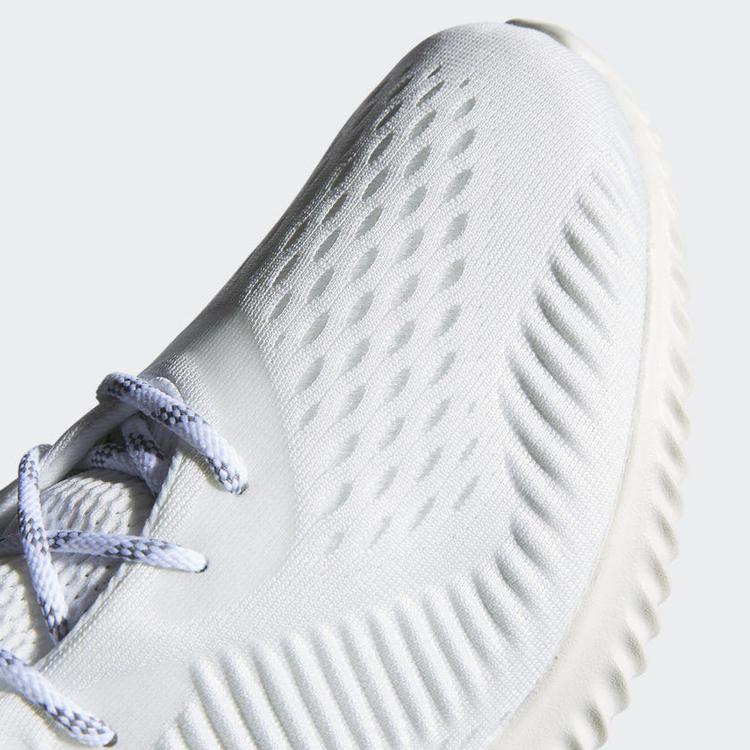 baed5902a1804 Adidas AlphaBounce 1 Parley sz 8.5 CQ0784 NON DYED Vapor Blue Cream White  Boost