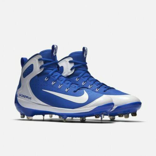 Nike Alpha Huarache Elite Mid sz 12