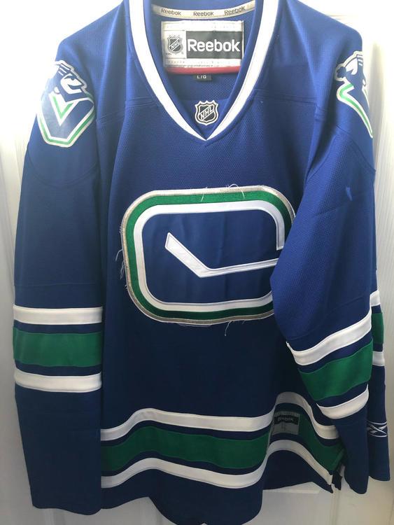 5f288d49 Reebok Vancouver Canucks Alternate Jersey | Hockey Apparel, Jerseys ...