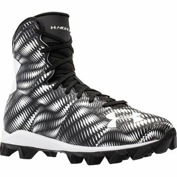 c1412f57b Under Armour New Mens LAX Highlight MC Football Cleats White/Red | EXPIRED  | Lacrosse Footwear | SidelineSwap