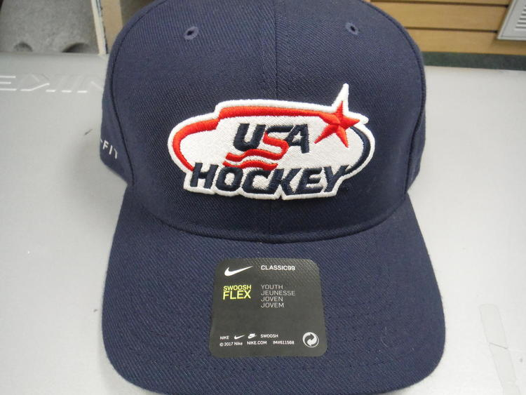 79e9f8328b27 New Nike Youth Swoosh Flex USA Hat - OSFM