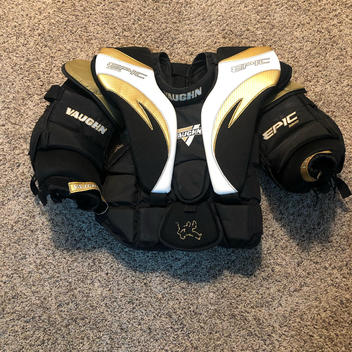 Vaughn Goalie Chest Protectors | Buy and Sell on SidelineSwap