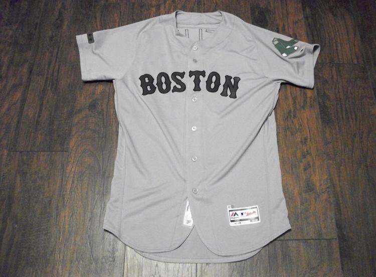 size 40 c67c2 0ec70 Joe Kelly Boston Red Sox Memorial Day Game Worn Jersey