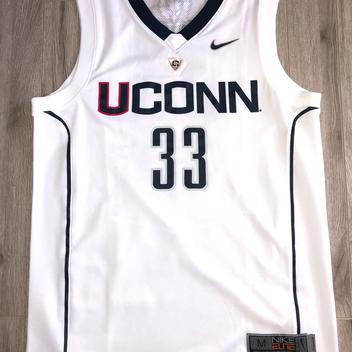 28ff62dbb717 Nike UCONN Men s Official Basketball Jersey  33