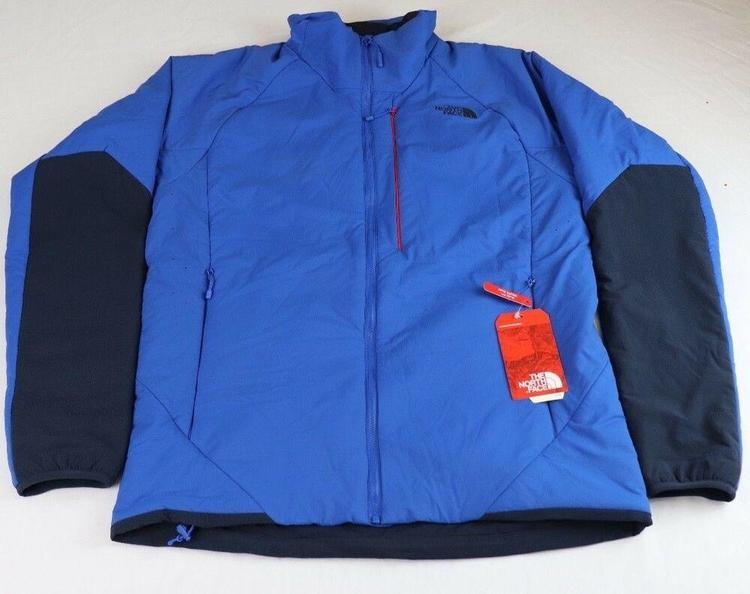 38e27d749 MENS THE NORTH FACELIGHT INSULATED VENTRIX JACKET, BLACK, XLARGE, NWT!
