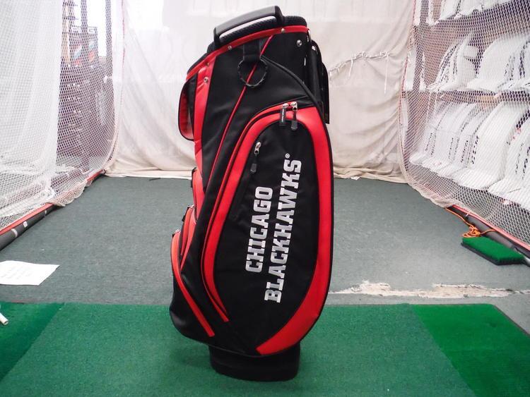 New Team Golf Chicago Blackhawks Victory Cart Bag