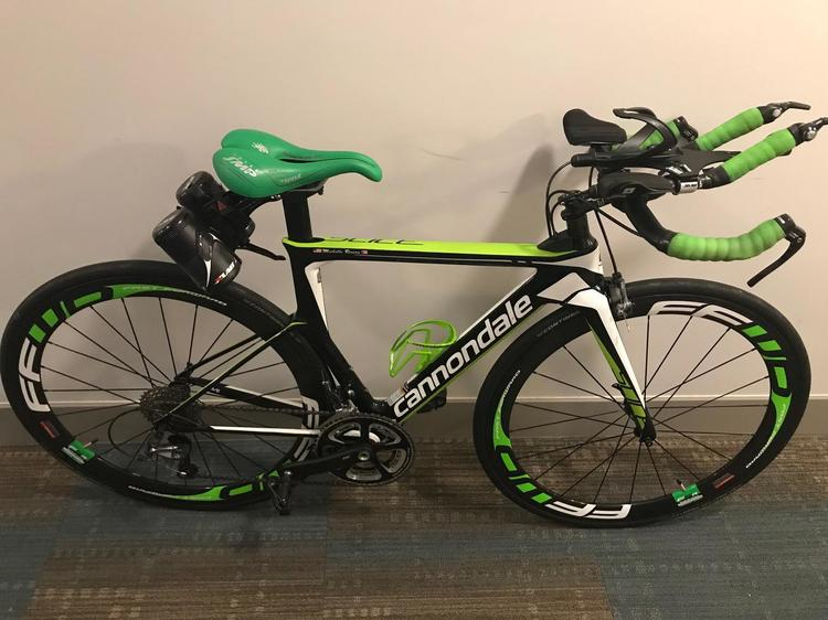 52a809e7460 Cannondale 2016 Slice Ultegra 3 TT with upgrades | Bikes Complete Bikes |  SidelineSwap