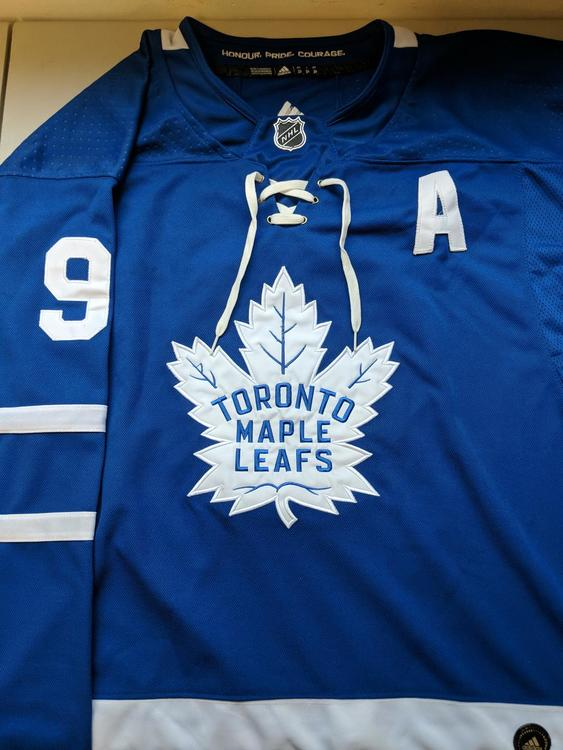 wholesale dealer ef564 bb9bb New Adidas Maple Leafs Tavares 91 Jersey Size:54 (XL) **Replica**