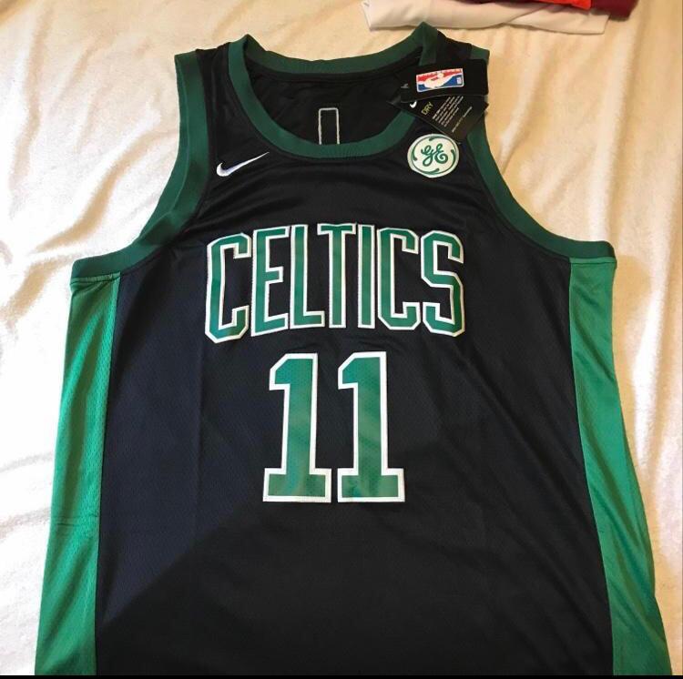 on sale d71d1 52cb6 Boston Celtics Kyrie Irving Jersey