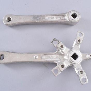653.421579101 Crank SX MTB Black Aluminium