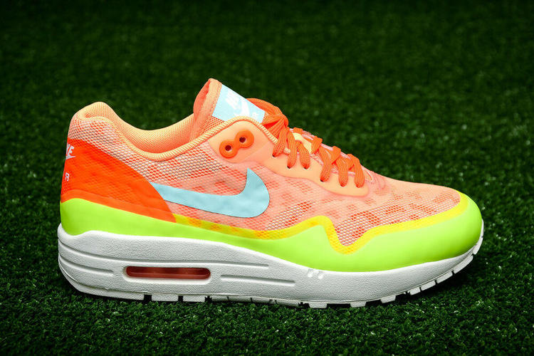 best value 80724 b9cd0 Nike Air Max 1 NS Women s sz 8 Peach Cream Orange Volt 844982 800 AM1 NSW  WMNS. Related Items