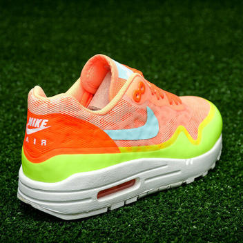 timeless design 9bb6d 0229a Nike Air Max 1 NS Women s sz 8 Peach Cream Orange Volt 844982 800 AM1 NSW  WMNS